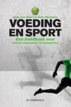 Joris Hermans Anja van Geel, Voeding en sport
