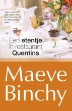 Maeve  Binchy Een etentje bij restaurant Quentins