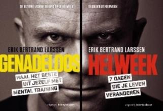 Erik Bertrand  Larssen Helweek;Genadeloos, set 2 delen