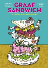 Jan Paul Schutten , Graaf Sandwich