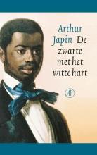 Arthur  Japin De zwarte met het witte hart