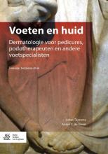 Anton C. de Groot Johan Toonstra, Voeten en huid