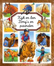 Emilie  Beaumont, Marie-Renée  Pimont, Patricia  Renig Kijk en leer Pony`s en paarden