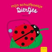 Nathalie  Choux Mijn schuifboekje. Diertjes