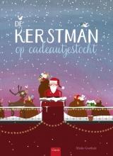 Mieke  Goethals De Kerstman op cadeautjestocht