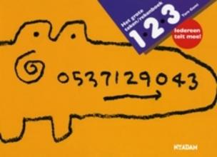 Taro  Gomi Het grote reken/tekenboek
