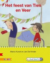Marco Kunst , Het feest van Ties en Veer AVI M3
