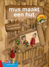 Marco Kunst , mus maakt een hut
