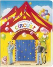 Maike  Moschner Ga je mee naar het circus?
