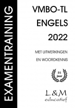A.G. de Kovel , Examentraining Vmbo-tl Engels 2022