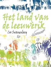 Cor  Swanenberg Het land van de leeuwerik Tenblakke trilogie, deel 3