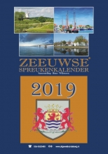 Rinus Willemsen , Zeeuwse Spreukenkalender 2019