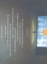 Annie M.G.  Schmidt Plint 10 Poeziekaarten `Leeg zonder jou` Annie M.G. Schmidt 7344