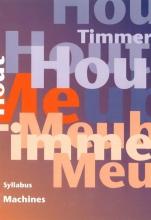 Stichting Hout en Meubel Syllabus machines