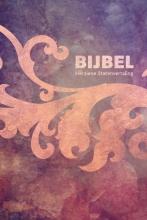 , Bijbel (HSV) - foam paars