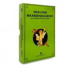 A.  Zwitser Zigeuner Lenormand Waarzegkaarten Set