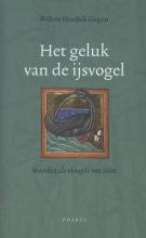 Willem Hendrik Gispen , Het geluk van de ijsvogel