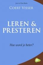 Coert Visser , , Leren & presteren