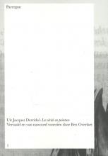 Jacques  Derrida Parergon