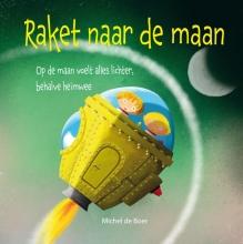 Michel De Boer Raket naar de maan