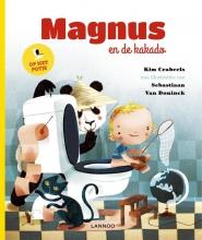 Kim  Crabeels Magnus en de kakado
