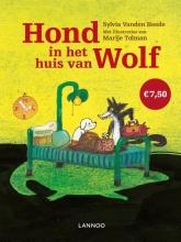 Sylvia  Vanden Heede, Marije  Tolman Hond in het huis van Wolf