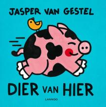 Jasper Van Gestel , Dier van hier