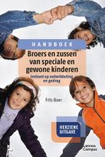 Frits Boer , Broers en zussen van speciale en gewone kinderen - Herziene uitgave