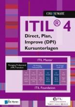 Maria Rickli , ITIL® 4 Direct, Plan, Improve (DPI) Kursunterlagen - Deutsch