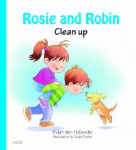 Hollander, Vivian den Rosie and Robin Cleaning