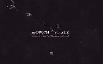 Frank  Adam De droom van Aziz