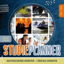 Mj Ruissen , Basisschoolstudieplanner 2021/22 `Cruciale beroepen`