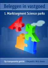 Em.prof.ir. W.G.  Keeris Beleggen in vastgoed - IV. 1. Marktsegment Science parks
