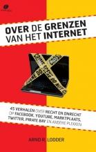 Arno  Lodder Over de grenzen van het internet