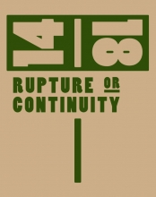 , 14/18 – Rupture or Continuity