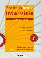 Inez Kohlmann Monique Bellersen, Praktijkboek Intervisie