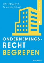 Nynke van der Schaaf Peter Enthoven, Ondernemingsrecht begrepen