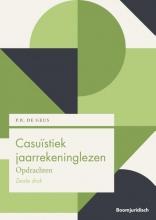 P.R. de Geus , Casuïstiek jaarrekeninglezen set