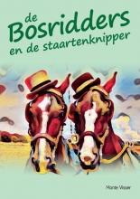 Monte Visser , De Bosridders en de staartenknipper