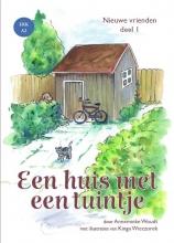 Annemieke Woudt , Een huis met een tuintje