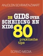 Schraven-Zwart, Anjolein De gids over scheiding en kids
