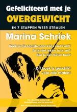 Marina  Schriek Gefeliciteerd met je overgewicht!