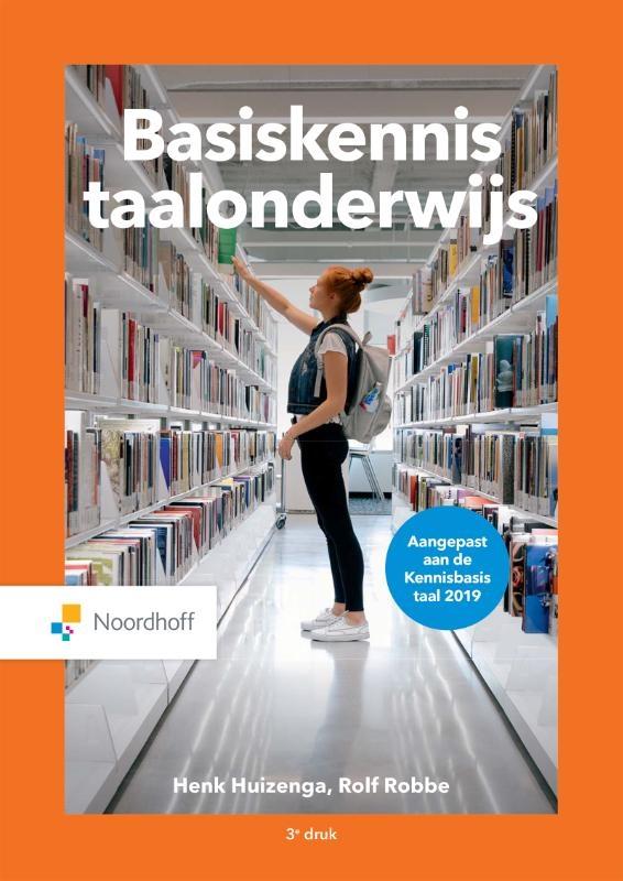 Henk Huizenga,Basiskennis taalonderwijs