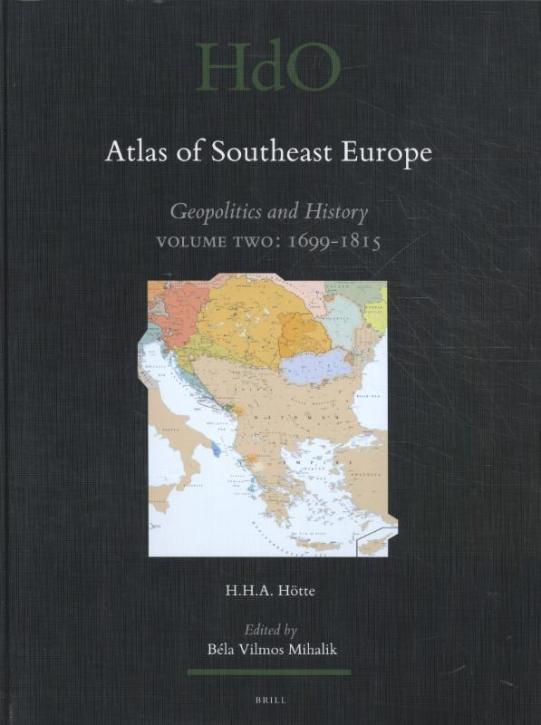 H. H. Hötte, B. V. Mihalik,Atlas of Southeast Europe