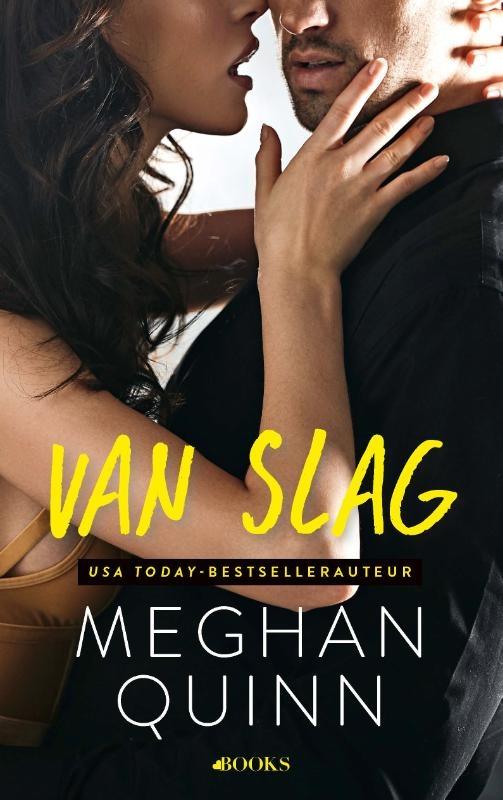 Meghan Quinn,Van slag