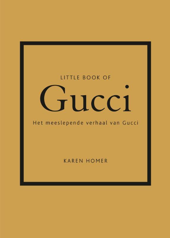 Karen Homer,Little book of Gucci