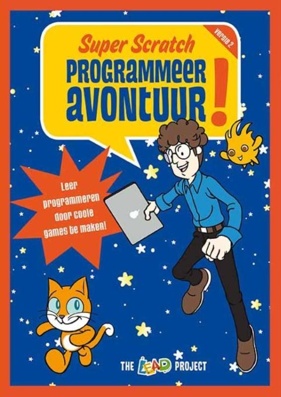 Lead-Project,Super Scratch programmeeravontuur!