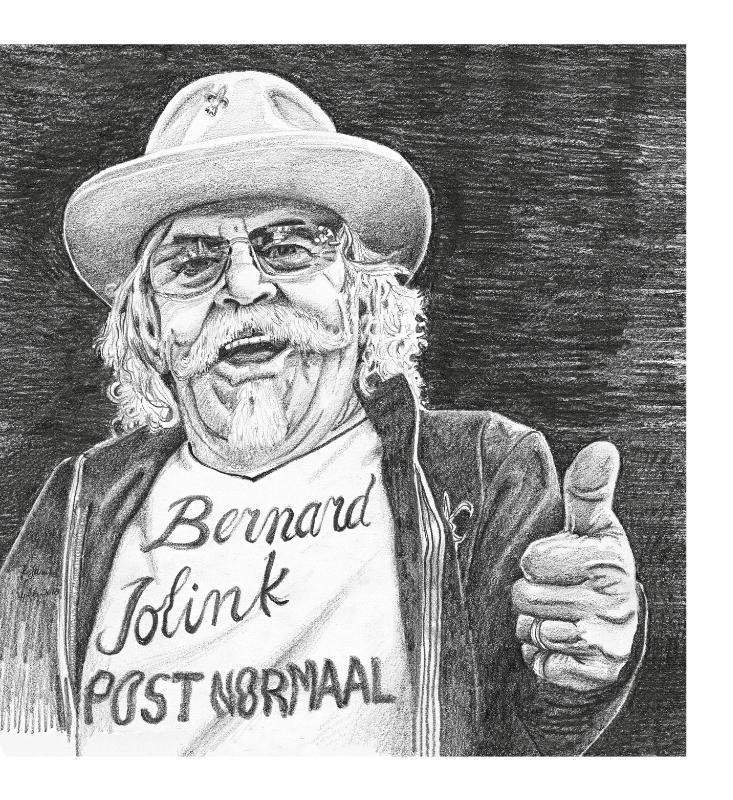 Bernard Jolink,Post Normaal