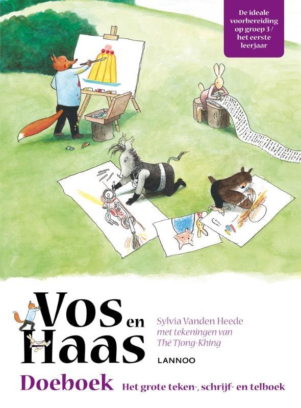 Sylvia Vanden Heede, Tjong-Khing The,Vos en Haas doeboek
