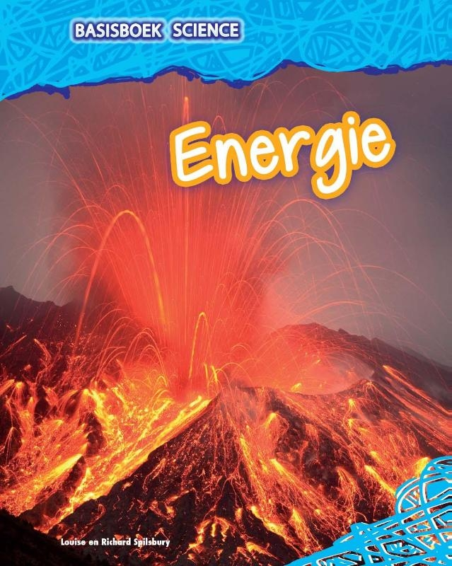 Richard Spilsbury, Louise Spilsbury,Energie